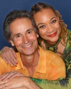 Cynthia James and Carl Studna